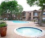 Pool, Crescentwood Apartments