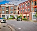 Main Street Square, Holly Springs High School, Holly Springs, NC