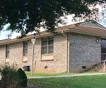 Sunnycrest Apartments, Unicoi County Intermediate School, Erwin, TN