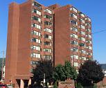 Lincoln Towers, Shamokin Area High School, Coal Township, PA