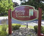 Community Signage, Buffalo Creek Commons