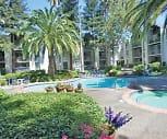 Castlewood Apartments, John F Kennedy University, CA
