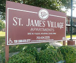 St. James Village Apartments, 77053, TX