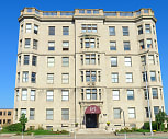 The Palms Apartments, Greek Town Casino, Detroit, MI