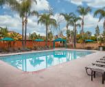 Highland Pinetree Apartments, Nicolas Junior High School, Fullerton, CA