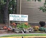 Cedars West, Rockcreek, OR