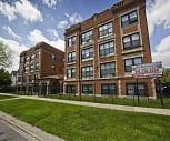 Wolcott Group North Woodlawn, Hyde Park Academy High School, Chicago, IL