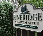 Pineridge Apartments, Zeeland charter, MI