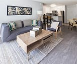 Living Room, Aspen Apartments