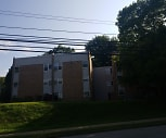 Brightwood Manor Apartments, New Brighton Area Elementary School, New Brighton, PA