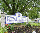 Royal Estates Senior Living, Alamo Elementary School, Kalamazoo, MI