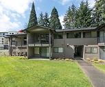 Del Mar Village, Newport Senior High School, Bellevue, WA