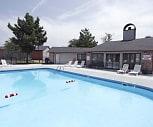 North Quarter Pavilion, Sylvan Hills Middle School, Sherwood, AR
