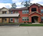 Auburn Square Apartments, Vidor Junior High School, Vidor, TX
