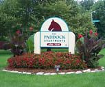 Paddock Apartments, University of Kentucky, KY