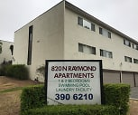 820 North Raymond, 91103, CA