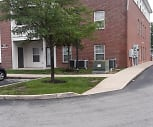 Canterbury House Apartments, Far East Side, Indianapolis, IN