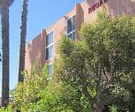 The Regal Rita Apartments, John Adams Middle School, Los Angeles, CA