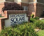 Highland Square Apartments, Washington Virginia Vale, Denver, CO