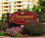 Claremont Towers Apartments, Hillsborough Middle School, Hillsborough, NJ