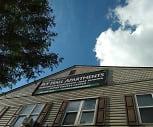 Ivy Hall Apartments, Downes Elementary School, Newark, DE