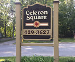 Celeron Square Apartments, University of Connecticut, CT