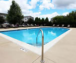 Pool, West Line Apartments