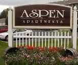 Aspen Apartments, Hudson Middle School, Hudson, WI