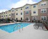 Pool, Katie Manor - Senior Living 55+