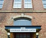 Goodall-Brown Lofts, Linn Park, Birmingham, AL