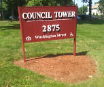 Council Tower, Roslindale, MA