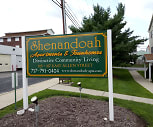Shenandoah Apartments, Northside Elementary School, Mechanicsburg, PA