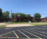 Tradewinds and Village on the Green Apartments, Brookside High School, Sheffield Village, OH