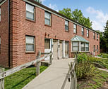 Beechwood Garden Apartments, Yale Bowl, New Haven, CT