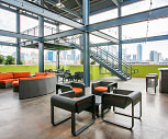 Panoramic Views of the Entire Dallas Skyline from the 2-story Rooftop Theater/Lounge!, Alta Design District