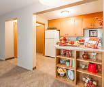 Kitchen, Lyndale Garden Apartments