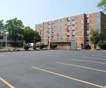 Parking Lot, Town Place