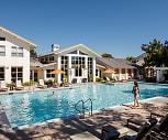 Pool, The Markham Apartments