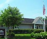 Exterior, Glen Oaks Commons