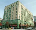 Belle Shore Apartments, Rogers Park, Chicago, IL