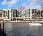 Flats at East Bank, West Lakeside Avenue, Cleveland, OH