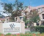 Vintage Court Senior Apartments, James Logan High School, Union City, CA
