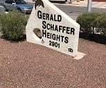 Gerald Schaffer Heights, K O Knudson Junior High School, Las Vegas, NV