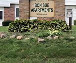Bon Sue Apartments, 44314, OH