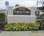 Fulton Oaks Apartments I & II, Roseville Road Station - SRTD, Sacramento, CA