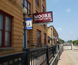 Moore Grocery Lofts, Union Grove, TX