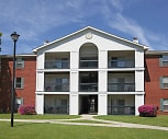 Hidden Oaks Apartments, Gulf Coast Veterans Health Care System, Biloxi, MS