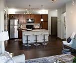 Kitchen, Austin Park Apartments