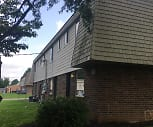 Southern Oaks Apartments, Scott County Ninth Grade School, Georgetown, KY