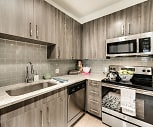 Kitchen, 101 Center - PER BED LEASE